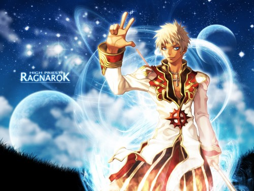 Ragnarok Online, High Priest (Ragnarok Online) Wallpaper