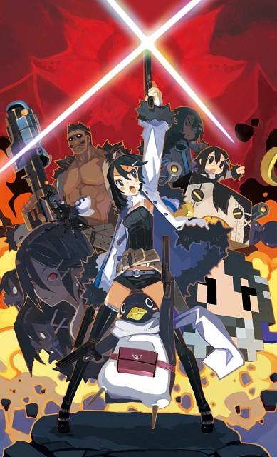 Takehito Harada, OLM Digital Inc, Nippon Ichi, Disgaea, Asagi Asagiri