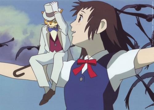 Studio Ghibli, The Cat Returns, Baron Humbert Von Gikkingen, Haru Yoshioka, Muta