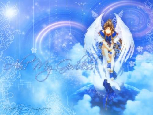 Kousuke Fujishima, Anime International Company, Ah! Megami-sama, Belldandy Wallpaper