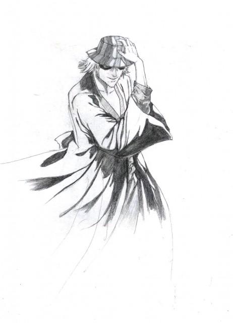 Kubo Tite, Studio Pierrot, Bleach, Kisuke Urahara, Member Art