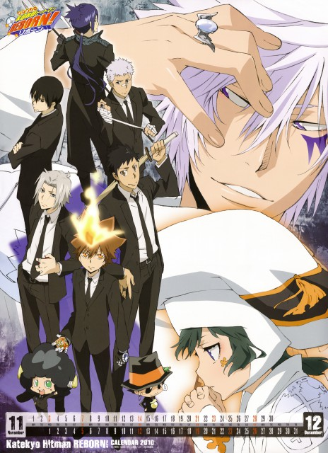Akira Amano, Artland, Katekyo Hitman Reborn!, Takeshi Yamamoto, Leon (Katekyo Hitman Reborn!)