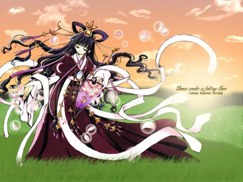 CLAMP, Bee Train, Tsubasa Reservoir Chronicle, Tomoyo Daidouji Wallpaper