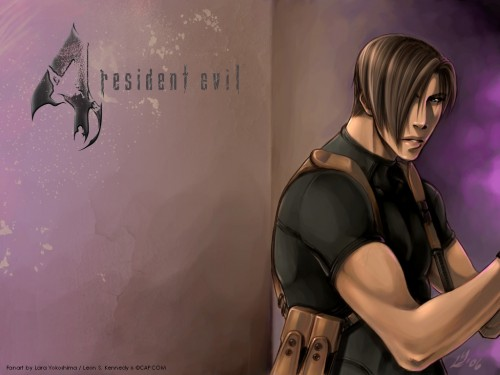 Capcom, Resident Evil 4, Leon S. Kennedy, Member Art Wallpaper