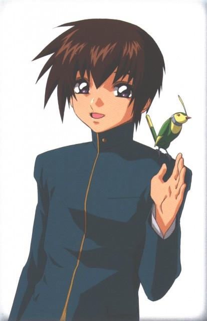 Hisashi Hirai, Sunrise (Studio), Mobile Suit Gundam SEED, Hisashi Hirai Illustration Works, Torii (Gundam SEED)