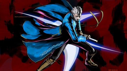 Capcom, Marvel vs Capcom 3, Devil May Cry, Vergil Wallpaper