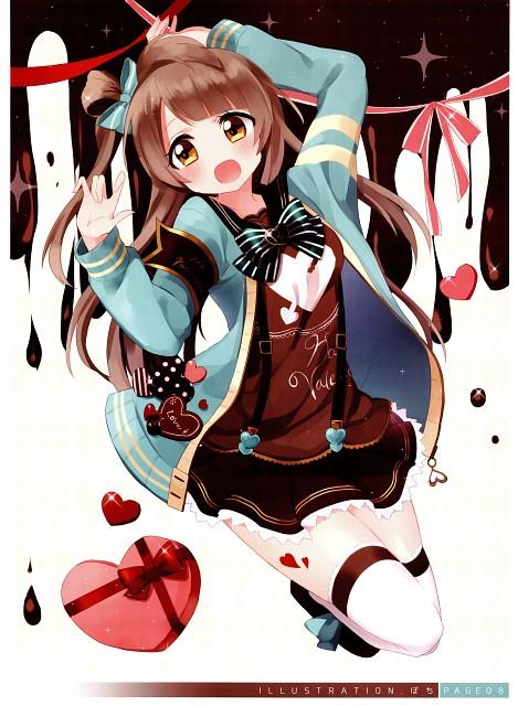 Pochi (Mangaka), K's Love, Love Live! School Idol Project, Kotori Minami, Doujinshi