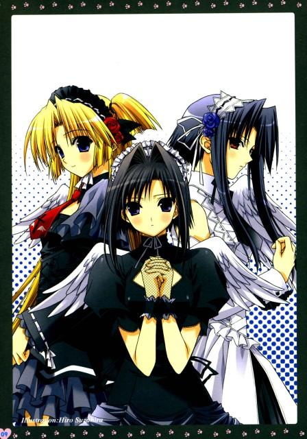 Monochrome (Visual Novel)