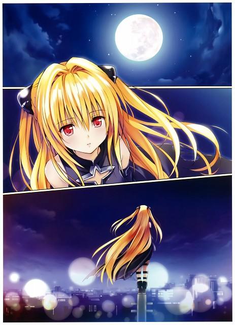 Kentaro Yabuki, To-LOVE-Ru, Venus, Yami, Manga Panels