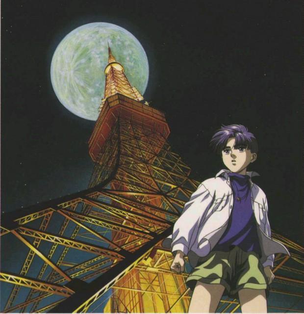 Saki Hiwatari, Please Save My Earth, Rin Kobayashi