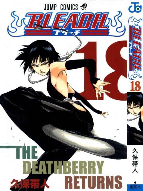 Kubo Tite, Bleach, Soi Fong, Manga Cover