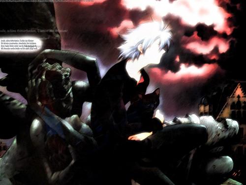 Yoshiyuki Sadamoto, Neon Genesis Evangelion, Kaworu Nagisa Wallpaper