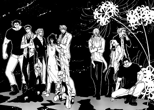 CLAMP, GATE 7, Miyoshi Seikai, Yukimura Sanada (GATE 7), Sanada Ten Braves