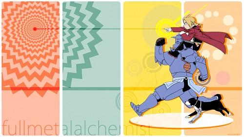 Hiromu Arakawa, BONES, Fullmetal Alchemist, Den, Edward Elric Wallpaper
