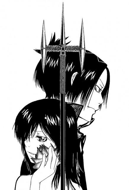 Akira Amano, Katekyo Hitman Reborn!, Mukuro Rokudo, Chrome Dokuro