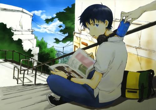Akemi Hayashi, Gainax, Khara, Neon Genesis Evangelion, Neon Genesis Evangelion - 03-2010 - 02-2011 Khara Calendar