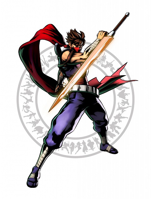 Capcom, Marvel vs Capcom 3, Strider Hiryu