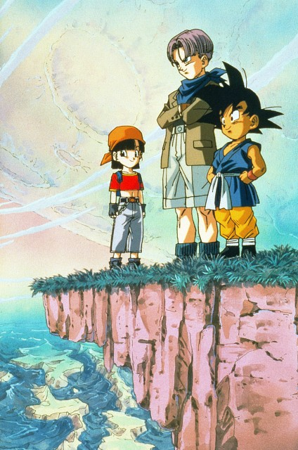 Akira Toriyama, Toei Animation, Dragon Ball, Trunks, Kid Goku