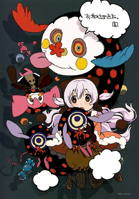 Shaft (Studio), Puella Magi Madoka Magica, Madoka Magica RAKUGAKI-NOTE: Rebellion, Charlotte (Mahou Shoujo Madoka Magica), Nagisa Momoe