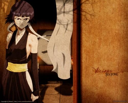 Kubo Tite, Studio Pierrot, Bleach, Soi Fong, Places Wallpaper