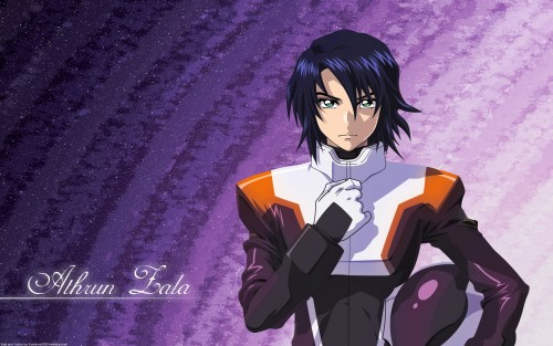 Mobile Suit Gundam SEED Destiny, Athrun Zala Wallpaper