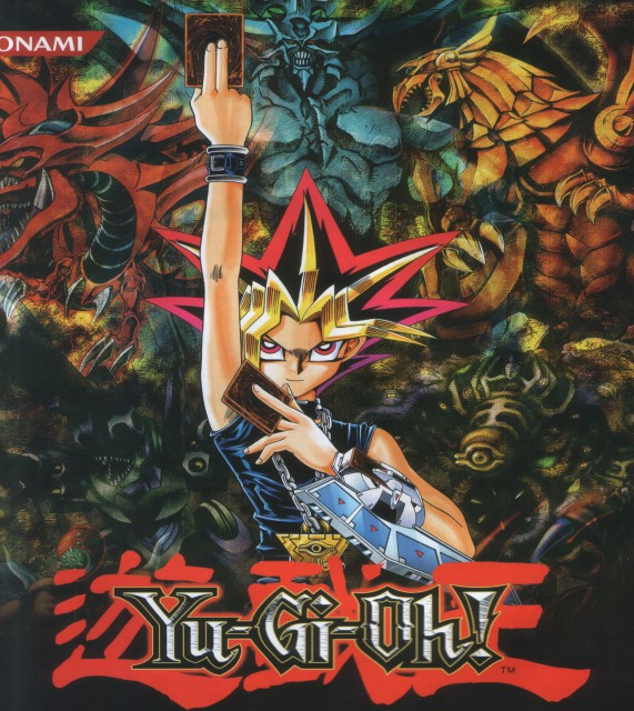 Kazuki Takahashi, Studio Gallop, Yu-Gi-Oh Duel Monsters, Yami Yuugi
