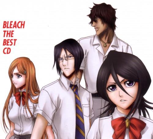 Studio Pierrot, Bleach, Uryuu Ishida, Yasutora Sado, Orihime Inoue