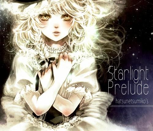 Mochinu, Touhou, Marisa Kirisame, Album Cover, Comic Market