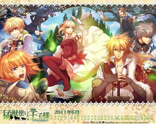 miko (Mangaka), Idea Factory, Beast Master and Prince, Klaus (Beast Master and Prince), Erik (Beast Master and Prince)