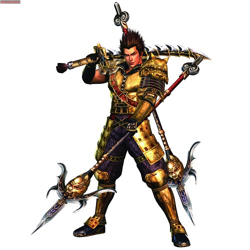 Warriors Orochi, Sengoku Musou, Toshiie Maeda, Official Digital Art