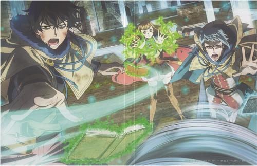 Yuuki Tabata, Black Clover, Yuno (Black Clover), DVD Cover