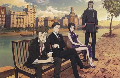 A-1 Pictures, Senkou no Night Raid, Natsume Kagiya, Yukina Sonogi, Kazura Iha