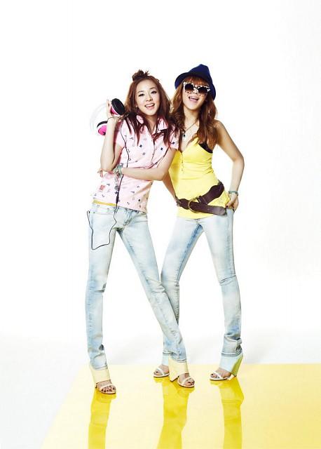 Sandara Park, CL (K-Pop Idol), 2NE1