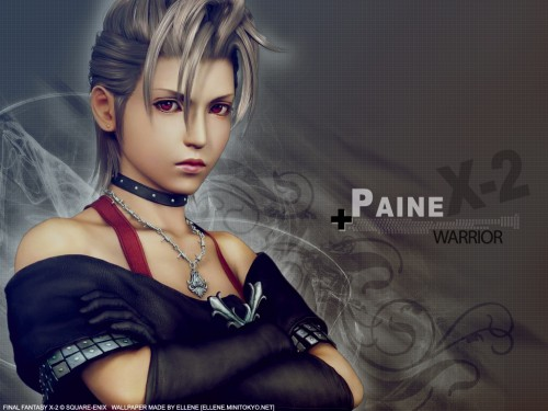 Square Enix, Final Fantasy X-2, Paine Wallpaper