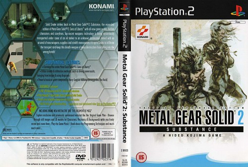 Metal Gear Solid, Solid Snake, Raiden