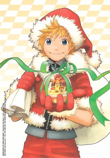 Square Enix, Kingdom Hearts, Roxas