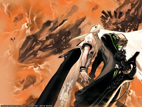 Hyung-Tae Kim, War of Genesis III, Beramode, Saladin Wallpaper