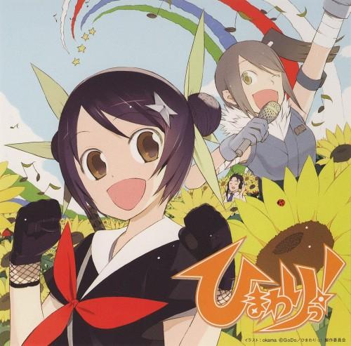Okama, Himawari!, Azami, Hinata Himawari, Album Cover
