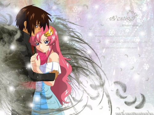Sunrise (Studio), Mobile Suit Gundam SEED Destiny, Haro, Kira Yamato, Lacus Clyne Wallpaper