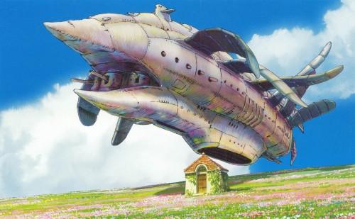 Kazuo Oga, Howl's Moving Castle