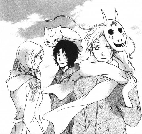 Yuki Midorikawa, Brains Base, Natsume Yuujin-Chou, Kaname Tanuma, Nyanko-sensei