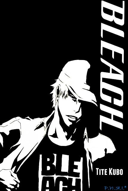 Kubo Tite, Studio Pierrot, Bleach, Ichigo Kurosaki, Vector Art