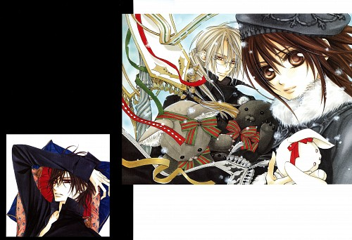 Matsuri Hino, Vampire Knight, Hino Matsuri Illustrations: Vampire Knight, Kaien Cross, Yuuki Cross
