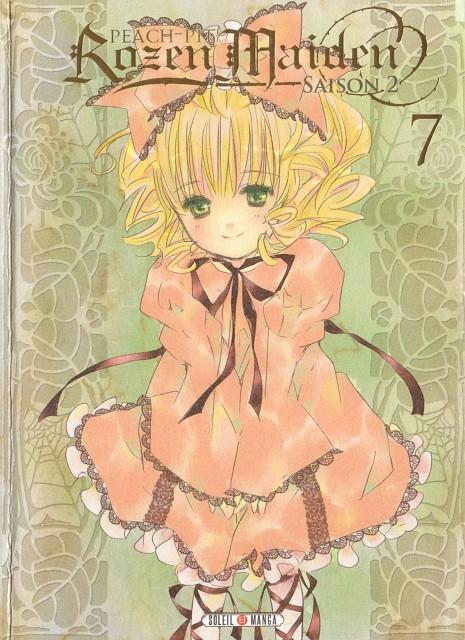 Peach-Pit, Rozen Maiden, Hinaichigo, Manga Cover