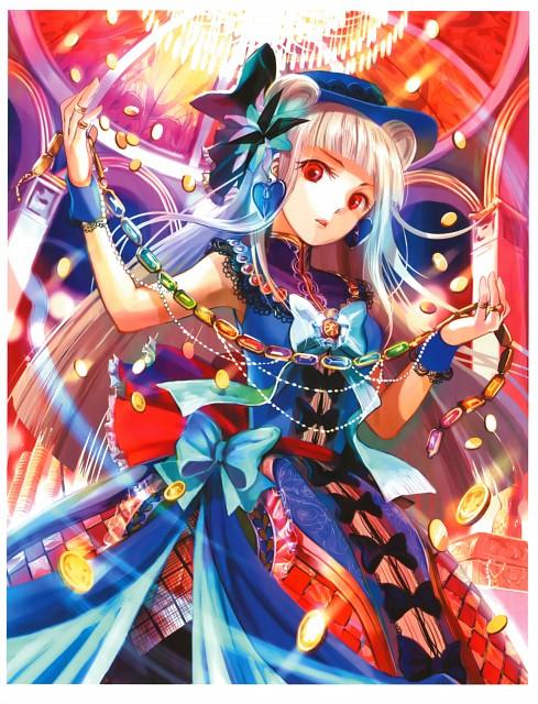 Fujiwara, Kaku-San-Sei Million Arthur