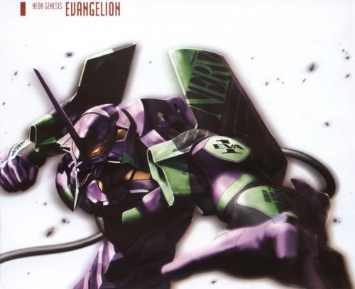Neon Genesis Evangelion, Unit-01