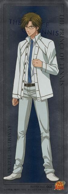 Takeshi Konomi, J.C. Staff, Prince of Tennis, Kunimitsu Tezuka