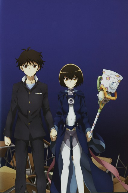 Anime International Company, Aura: Maryuuinkouga Saigo no Tatakai, Ichirou Satou, Ryouko Satou