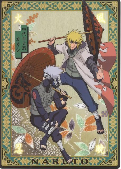 Studio Pierrot, Naruto, Minato Namikaze, Kakashi Hatake