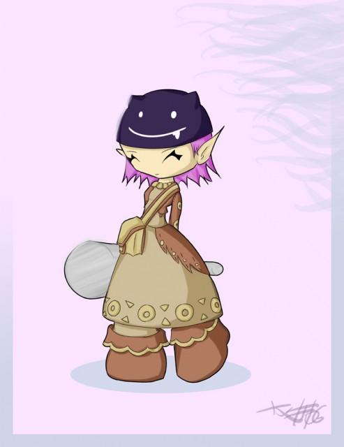 Ragnarok Online, Merchant (Ragnarok Online), Member Art